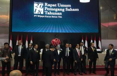 Wijaya Karya Beton (WTON) Cetak Laba Rp512,34 Miliar
