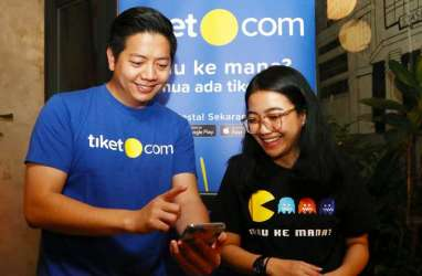 Akibat Virus Corona, Penjualan Tiket.com Melorot