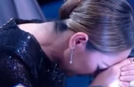 Detik-detik Tangis BCL Pecah di Indonesia Idol Saat Dinyanyikan Lagu oleh Judika