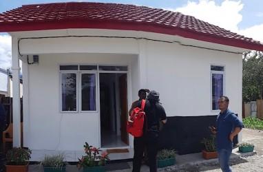 MPR Tinjau Progres Pembangunan Rumah Khusus di Wamena