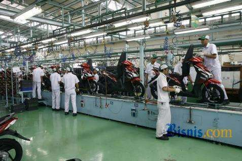 Pabrik motor - Bisnis.com
