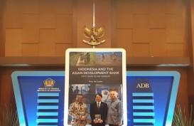 ADB Siapkan Plafon Pinjaman US$2,7 Miliar untuk Indonesia Tahun Ini