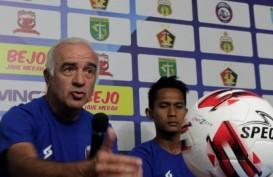 Lawan Persib Bandung, Arema Berharap Pemain Asingnya Lengkap
