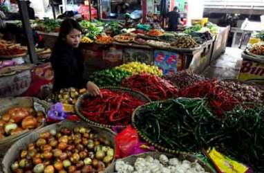 Waspada Corona, Pasar Jaya Amankan Stok Masker Hingga Jahe dan Temulawak