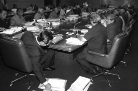 Historia Bisnis: Setan Gundul di Sidang Kabinet Terbatas