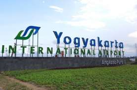 Pembangunan Bandara Internasional Yogyakarta Capai…