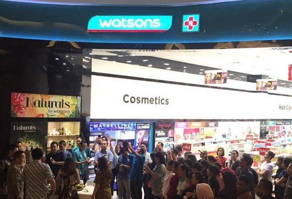 Watsons Indonesia - Instagram Watsons