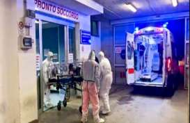 'Tsunami' Virus Corona di Italia