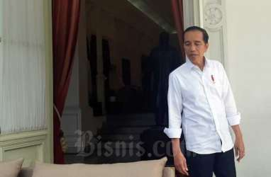 Jokowi Terbitkan Perpres Baru soal Pembiayaan Infrastruktur