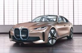 Ini Tampilan BMW i4, Mobil Konsep Listrik Siap Produksi 2022