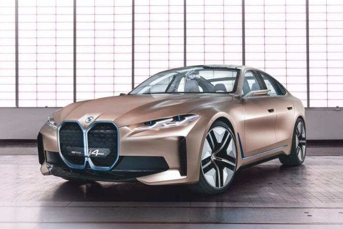 BMW i4 concept - autoblog.com.