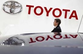 Januari Melandai, Penjualan Toyota Tumbuh pada Februari 2020