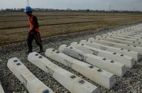 Jalur KA Trans Sulawesi Barru Pangkep Jadi Prioritas