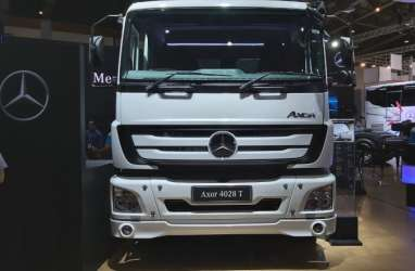 Daimler Hadirkan Mercedes-Benz the new Actros di Giicomvec 2020