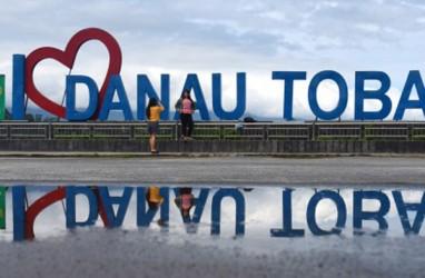 Fokus 10 Titik Wisata, Penataan Danau Toba Rampung Juni 2020