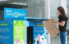 Pengurangan Sampah Plastik, Blibli Kampanyekan #AksiCintaBumi