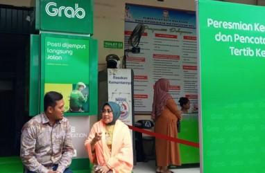 Grab Lounge Hadir di Kantor Pemerintahan Makassar