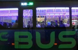 Giicomvec 2020, Indosat Pamerkan Teknologi Manajemen Bus Pintar