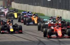 Formula 1 Tambah Sponsor dalam 5 Musim