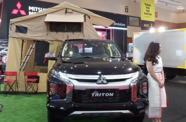 Kendaraan Niaga Ringan, Mitsubishi Andalkan New Triton dan L300
