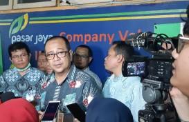 Pasar Jaya Jalin Kesepakatan Harga Masker dengan Pedagang
