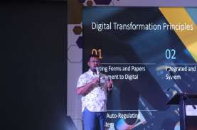 Direktorat Jenderal Pajak Sudah Go Digital