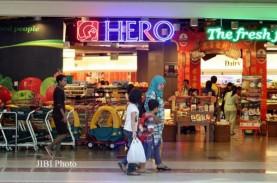Hero Supermarket (HERO) Raih Laba Rp70,84 Miliar