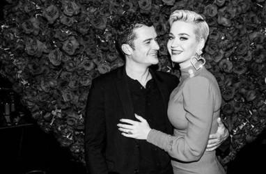 Katy Perry dan Orlando Bloom Tunda Pernikahan di Jepang Karena Virus Corona