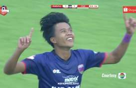Liga 1: Persita vs PSM Makassar 1-1, Persita Buktikan Siap Imbangi Tim Elite