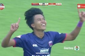 Liga 1: Persita vs PSM Makassar 1-1, Persita Buktikan…