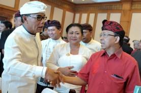 Bali Minta Dana Hibah Pusat Rp1,9 Triliun