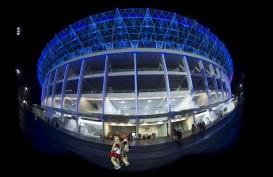 Ketum PSSI Mengecek Kesiapan GBK untuk Piala Dunia U-20 2021