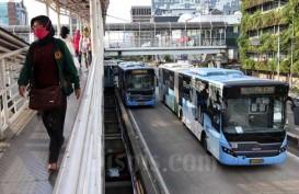 Pemprov DKI Jamin Angkutan Massal Ibu Kota Bebas Virus Corona