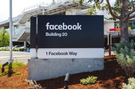 Pegawai Pulang Positif Corona, Facebook Tutup Sementara…