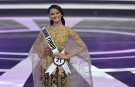 Cantiknya, Foto-Foto Ayu Maulida Puteri Indonesia 2020