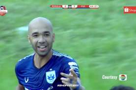 Liga 1: Persela vs PSIS Hujan Gol, PSIS Semarang Menang…