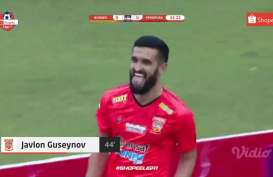 Liga 1: Borneo FC Tekuk Persipura 2-0, Raih 3 Poin Perdana