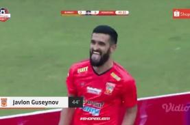 Liga 1: Borneo FC Tekuk Persipura 2-0, Raih 3 Poin…