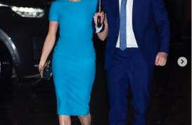 Meghan Markle dan Pangeran Harry Fokus pada Archie