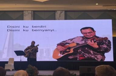 Rektor IPB Arif Satria Rilis Buku 'Politik Sumber Daya Alam'
