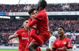 Bundes Liga: Leverkusen Sementara Duduki Posisi Empat