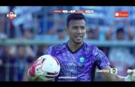 Liga 1: Arema FC Takluk 1-2 di Tangan Persib, Hujan Penalti di Kanjuruhan
