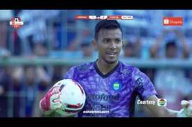 Liga 1: Arema FC Takluk 1-2 di Tangan Persib, Hujan…