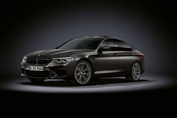 ilustrasi - New BMW M5 Edition 35 years (05/2019)  - bmw