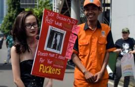 BERITA FOTO : Aksi Perempuan Untuk Masa Depan Indonesia