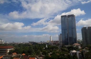 Kualitas Udara Jakarta Pagi Ini Senin 9 Maret 2020 Cukup Baik