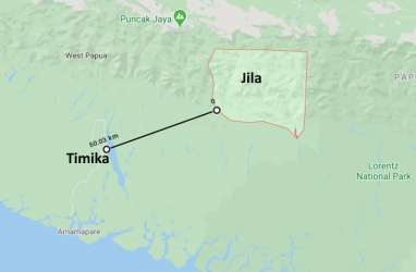 KKB Serang Koramil Jila Mimika, Satu Anggota TNI Terluka