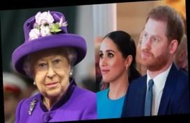 Ratu Elizabeth Ajak Meghan Markle dan Harry ke Gereja Bersama