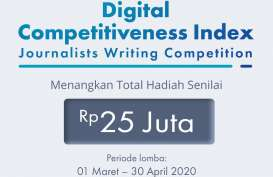 East Ventures Digital Competitiveness Index Journalists Writing Competition