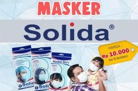 Ini Daftar Apotek di DIY Penjual Masker Murah 5 Lembar…